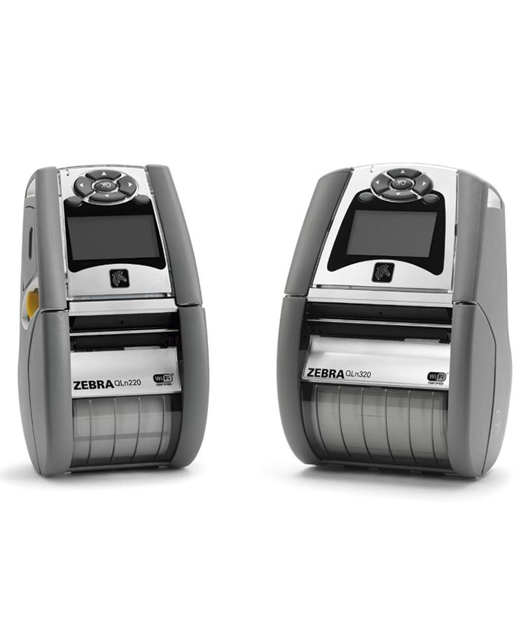 Zebra®  QLn™ Series Healthcare Printers