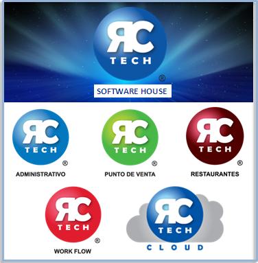 RcTech Sistema Administrativo