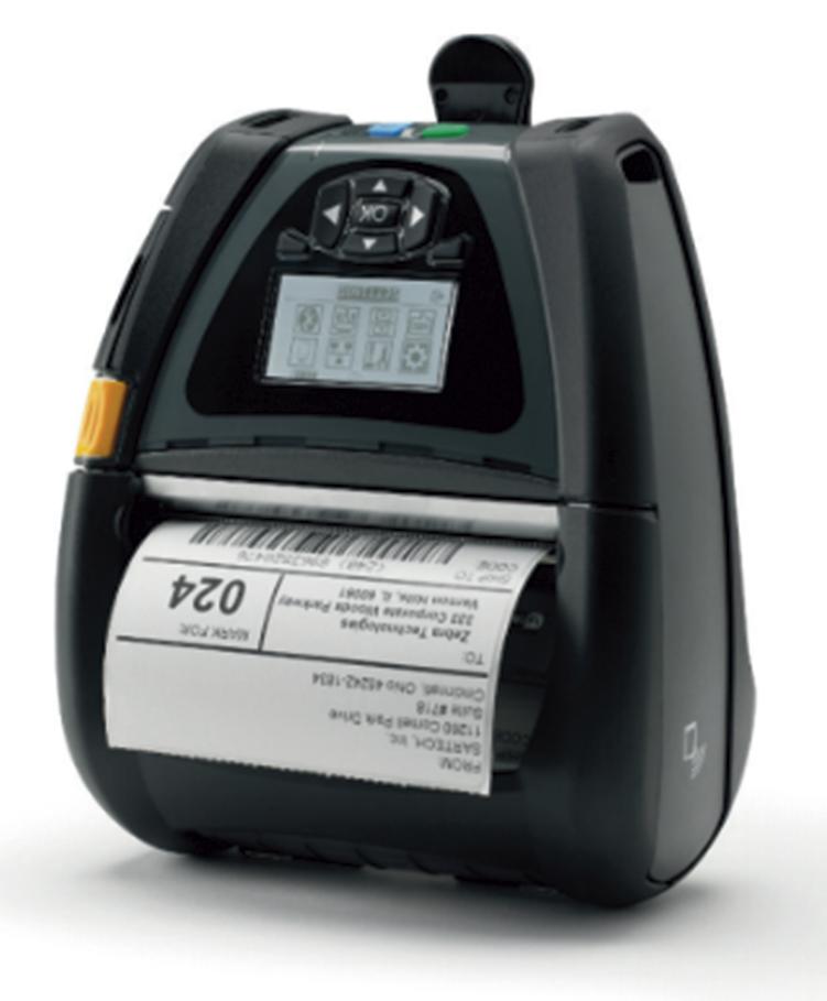 Impresora portátil QLn420™ de Zebra®