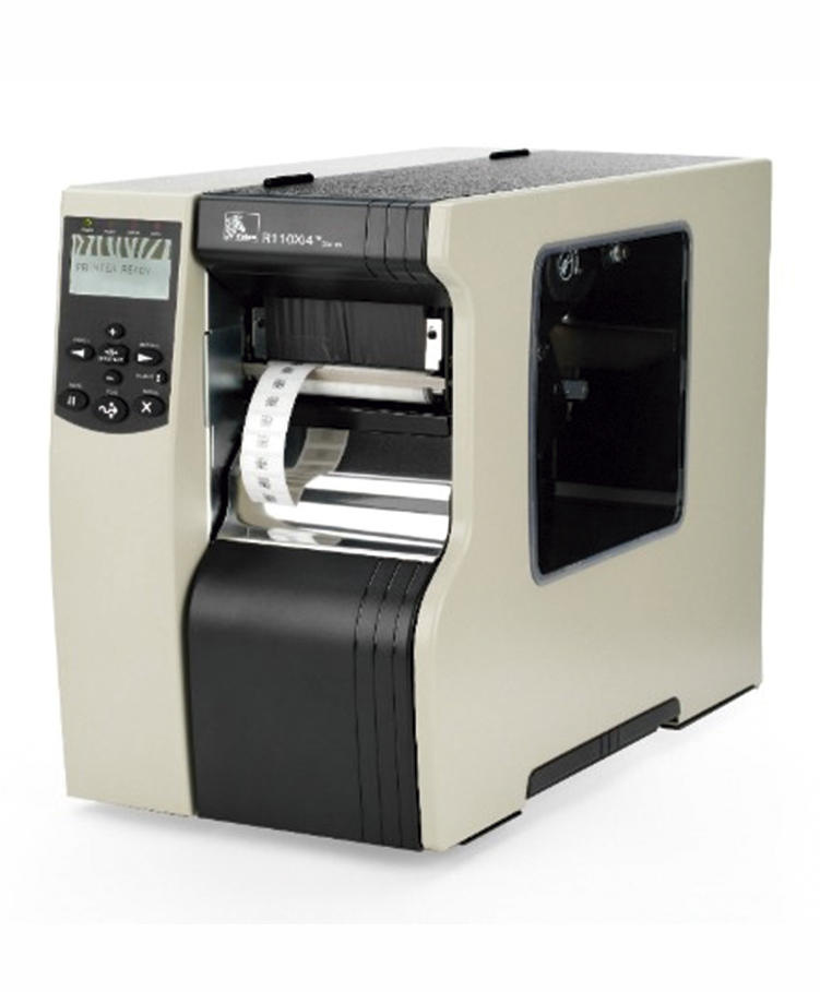 Zebra® R110Xi4™ RFID Printer/Encoder